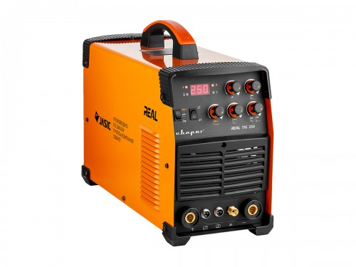 REAL TIG 250 (W229) ColdTIG, маска в комплекте